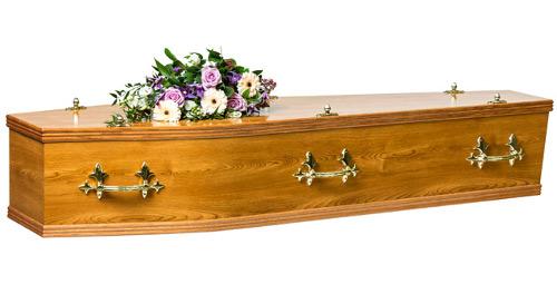 Foil Elm Coffin Image